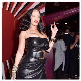 Rihanna was apparently denied entry to a club because she didn't have ID and it was all caught on camera