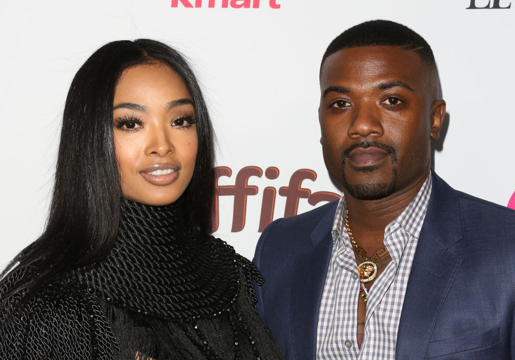 """A Fresh Start? Ray J & Princess Love Rumored To Be Joining """"Love And Hip Hop: Miami"""" Cast"""