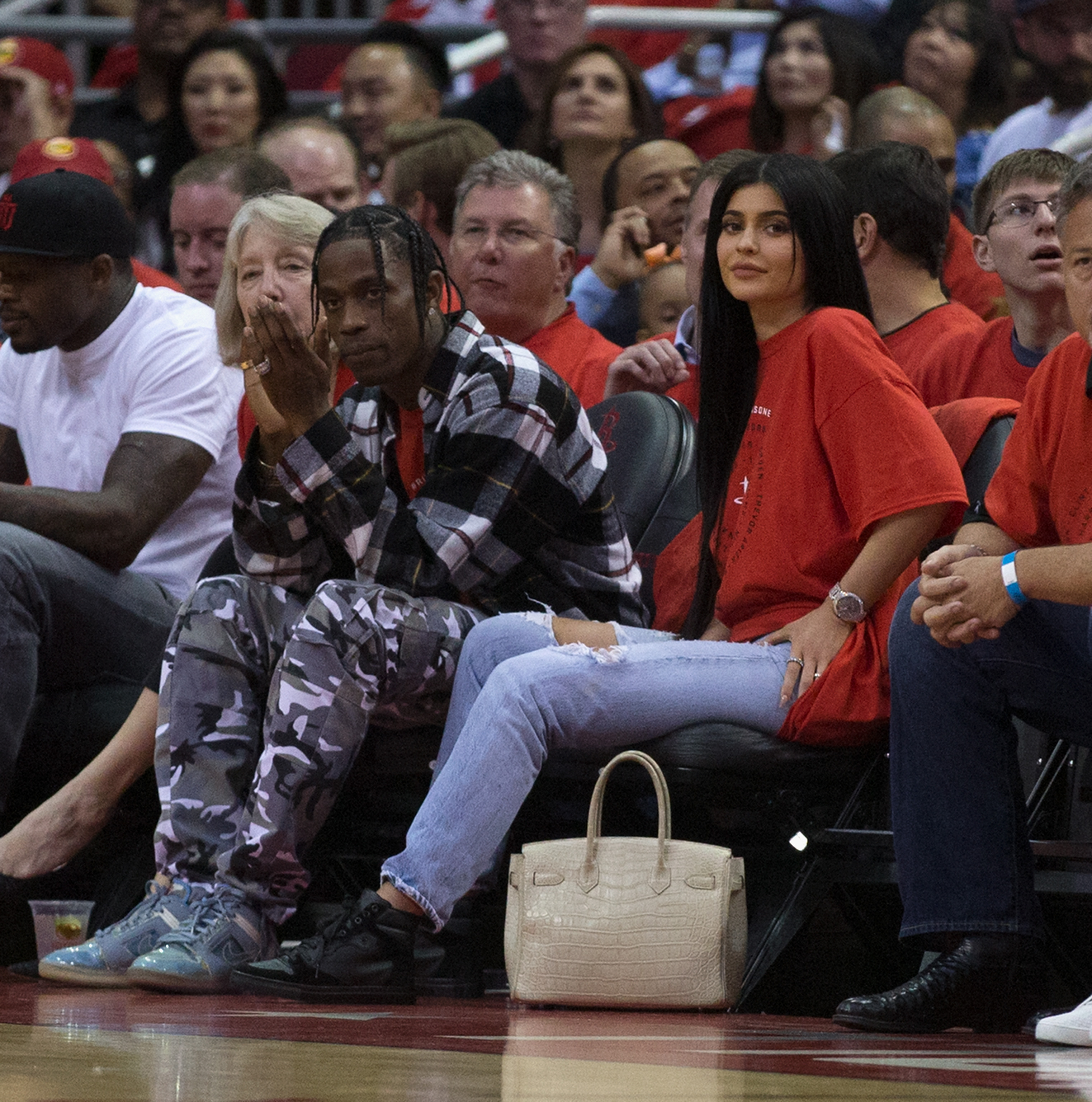 OH BABY? Fans convinced Kylie Jenner is pregnant with second child