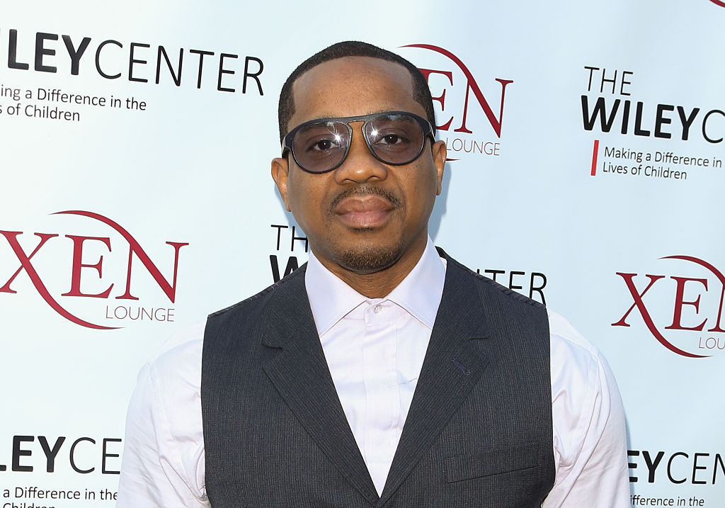 Duane Martin Signs With Jada Pinkett Smith's Red Table Talk Productions To Produce Scripted and Unscripted Content