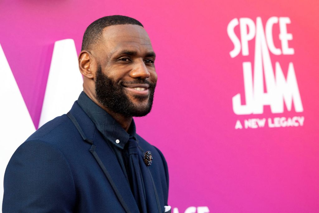 """LeBron James Scolds Haters After """"Space Jam"""" Debuts At No. 1 At Box Office"""