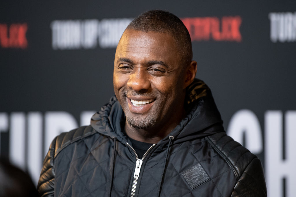 Idris Elba says all social media users should be verified