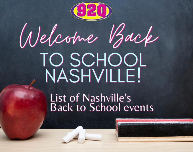 Nashville Back To School