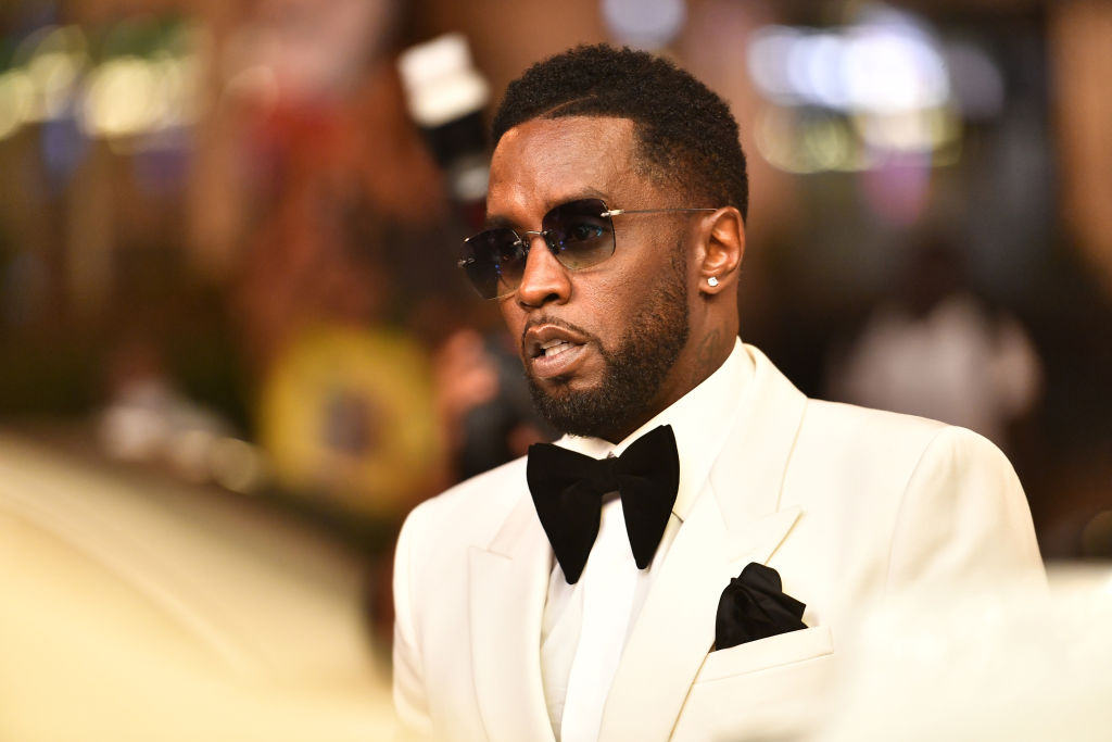 Diddy announces new album 'Off The Grid Vol. 1'