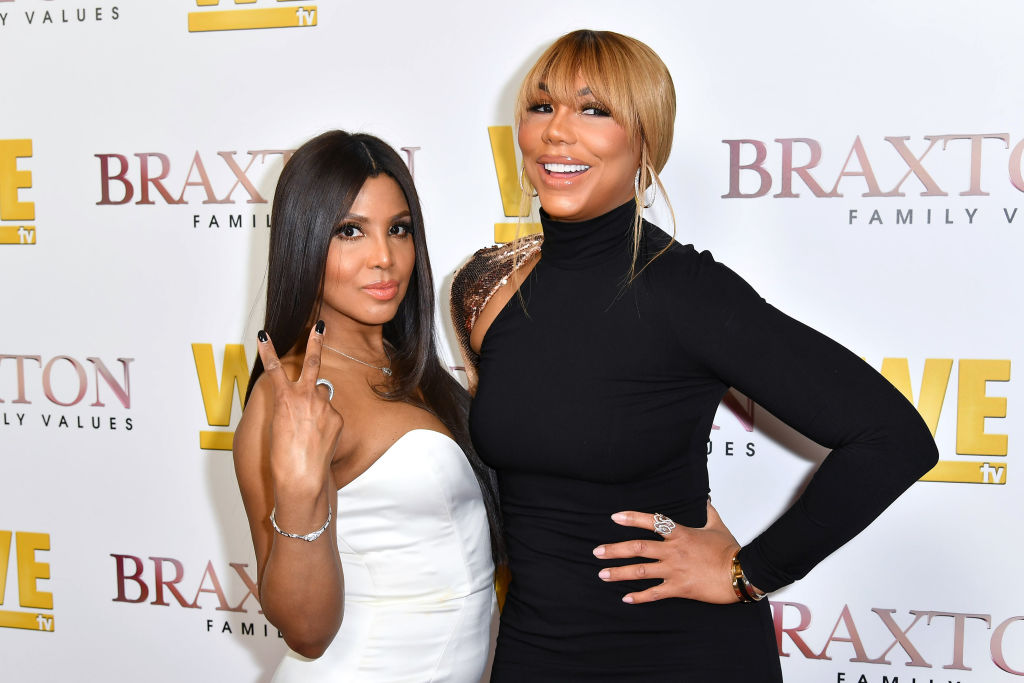 Tamar Braxton Has Some Concerns About Toni Braxton (Allegedly!) Not Washing Meat Before Cooking