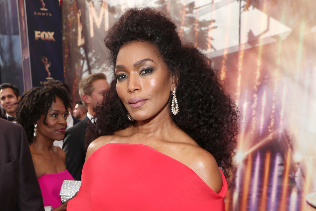 Angela Bassett Makes History As the Highest Paid Woman of Color on Television