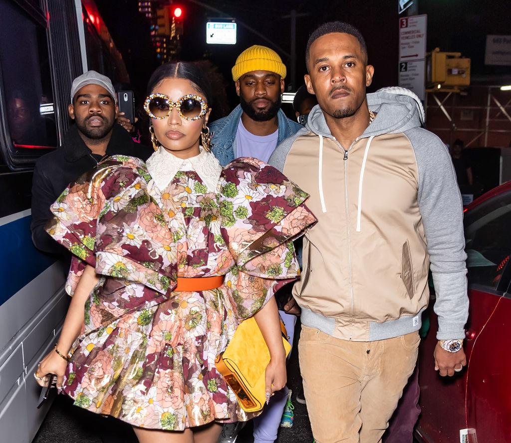 Nicki Minaj's husband strikes plea deal for failing to register as a sex offender