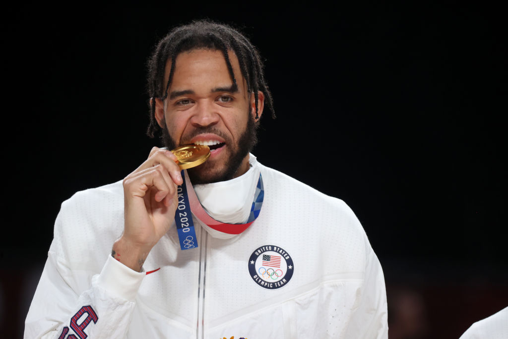 Mother And Son, Pamela And JaVale McGee, Have Both Won Olympic Gold Medals
