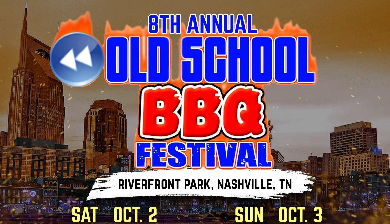 Win Old School BBQ Fest Tickets