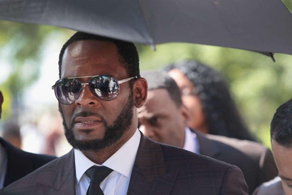 R. Kelly's Trial is Underway in Federal District Court in Brooklyn