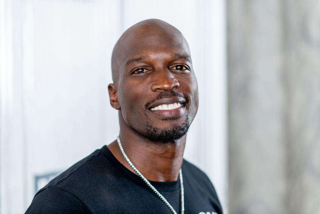 CHAD 'OCHOCINCO' JOHNSON AND FIANCEE SHARELLE ROSADO ARE EXPECTING THEIR FIRST CHILD TOGETHER
