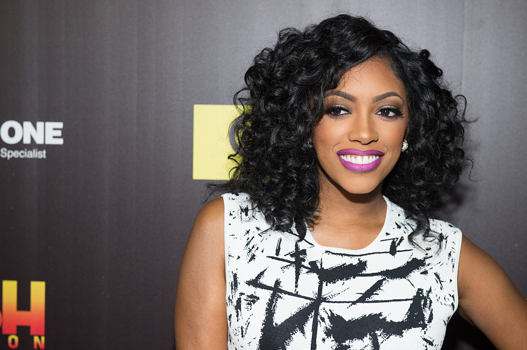 """Porsha Williams Teases Upcoming """"Family Show"""" with Some """"Exclusive Tea"""""""