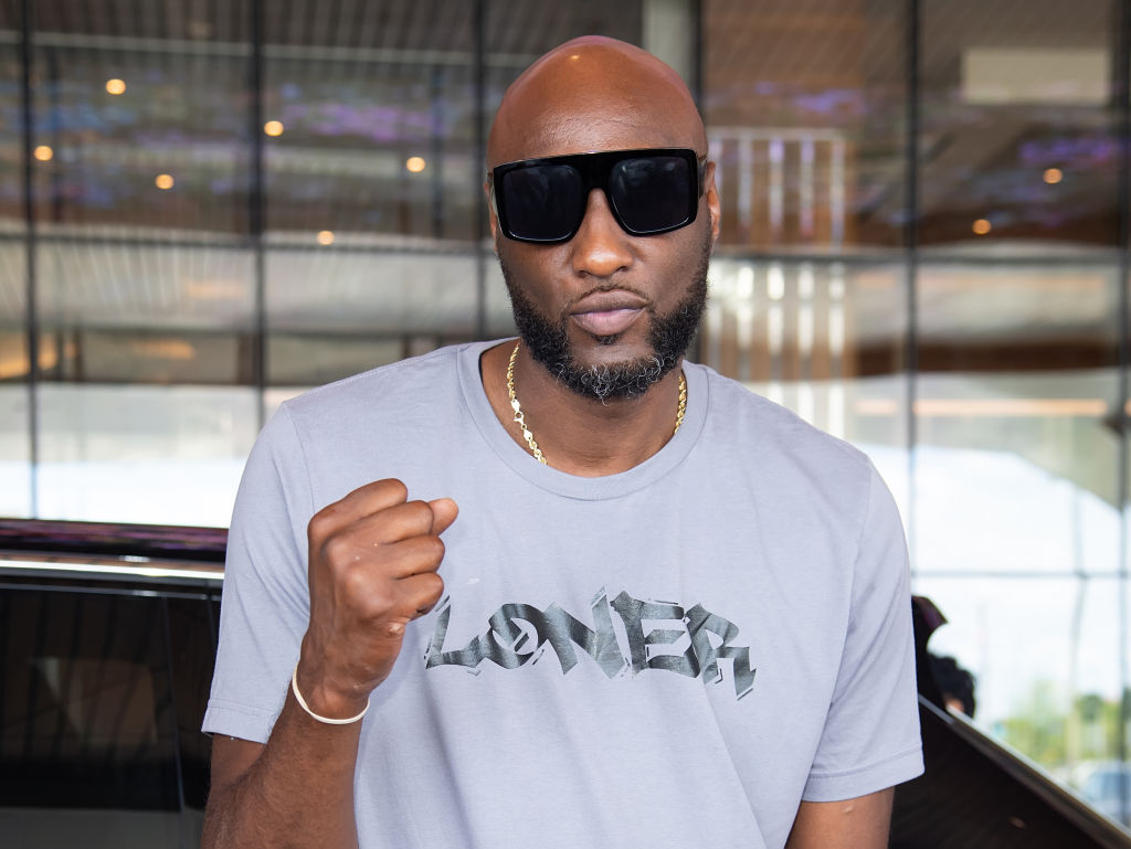 """Lamar Odom Claimed He """"Didn't Take Anything"""" On The Night Of His Near-Fatal Overdose And Believes He Was Drugged By Someone Else"""