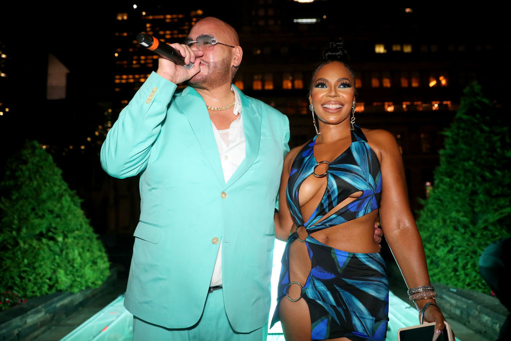 Ashanti Reacts To Fat Joe Saying She's The Hottest She's Ever Been