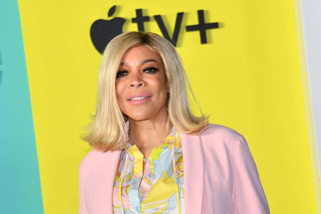 Wendy Williams Is All Smiles As She Reveals New Boyfriend On Instagram (VIDEO)