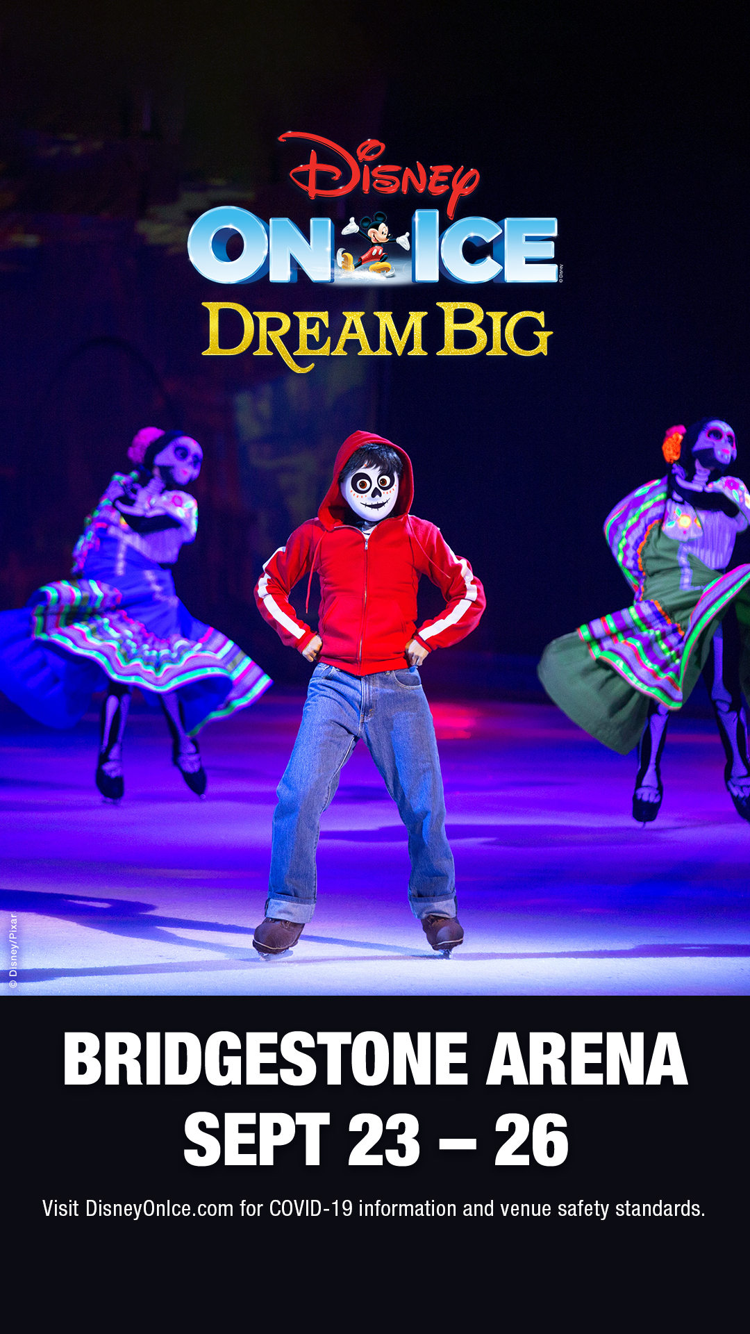 Disney on Ice: DREAM BIG! at Bridgestone Arena