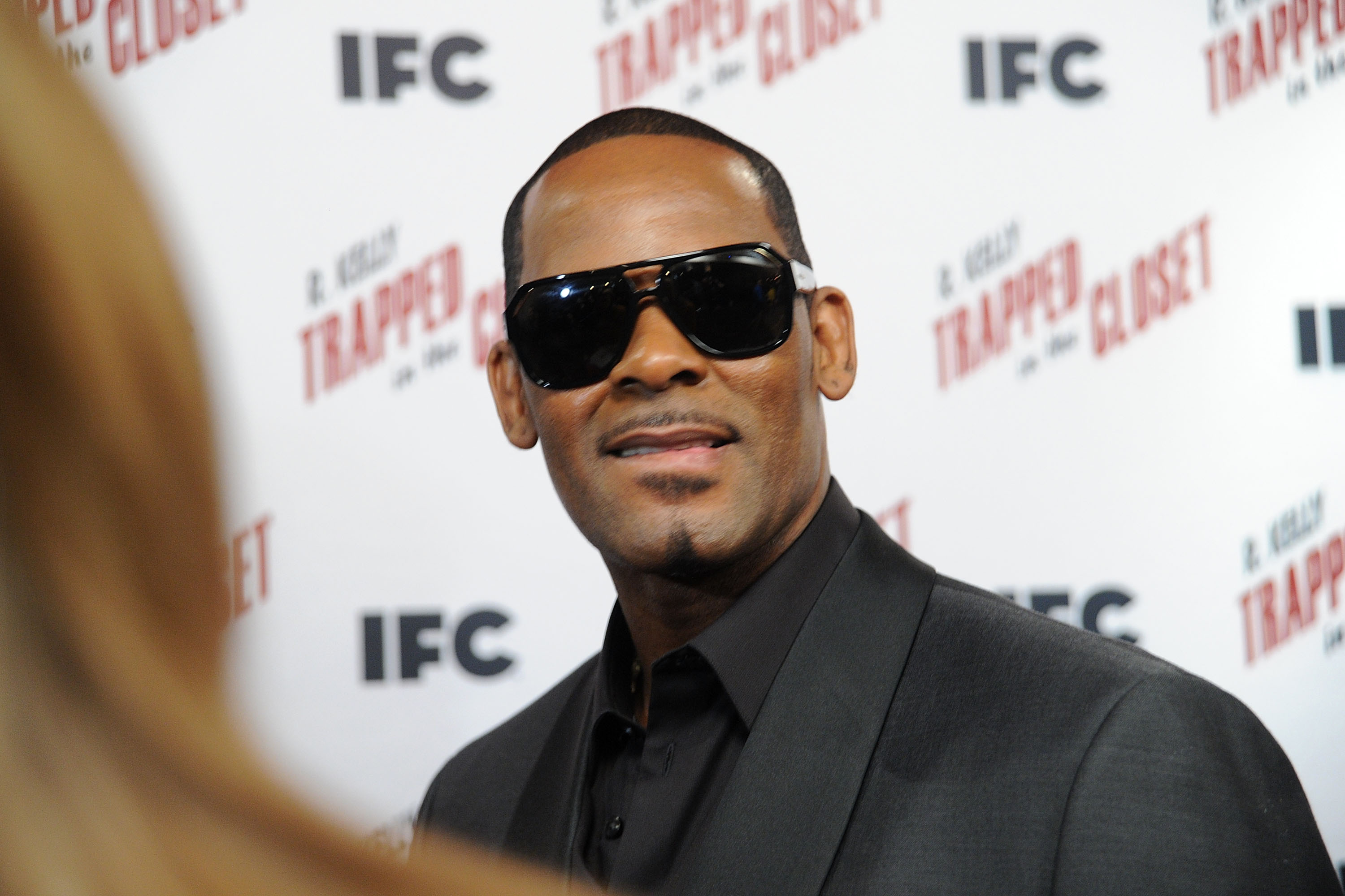R. Kelly Claims Aaliyah's Mother Asked Him To Never Discuss His Relationship With Her Underage Daughter