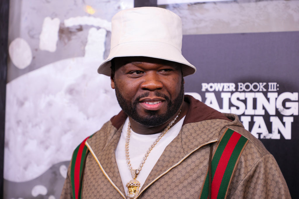 50 Cent Reveals He Doesn't Drink Or Smoke, Fills Champagne Bottles With Ginger Ale To Pretend Drinking When Out