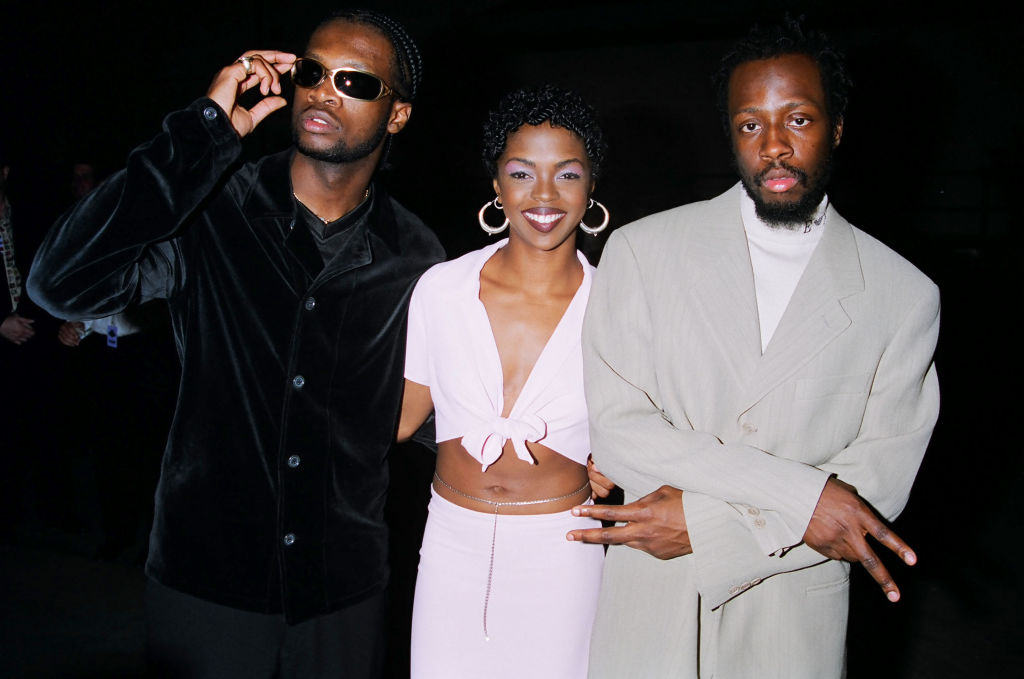 Lauryn Hill, Wyclef Jean and Pras Michel of the hip-hop group Fugees have reunited to announce their first tour in 25 years