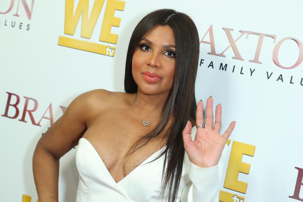 "Toni Braxton Launches Body Care Brand ""Nude Sugar"" For Women of Color"