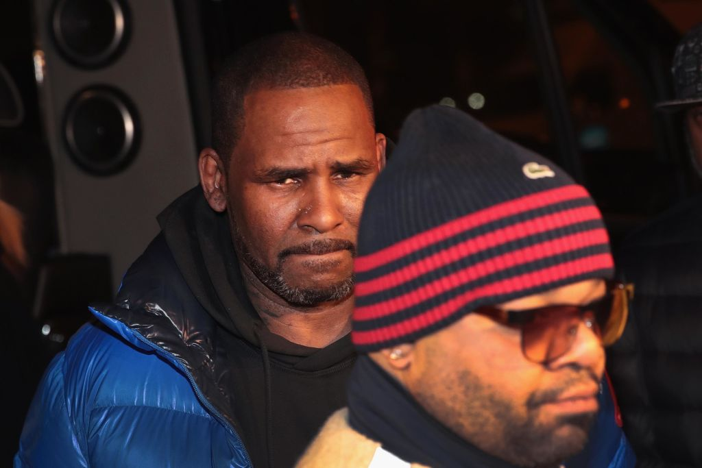 R. Kelly Says He Won't Testify At His Sex Trafficking Trial