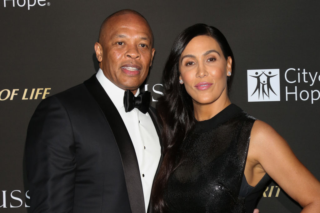Dr. Dre Ordered To Pay His Ex-Wife $1.5 Million in Legal Fees