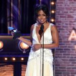 Adrienne Warren Wins First Tony Award For 'Tina: The Tina Turner Musical'