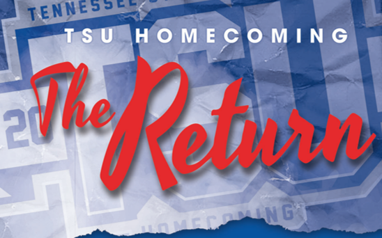 "TSU HOMECOMING 2021 | ""THE RETURN"""