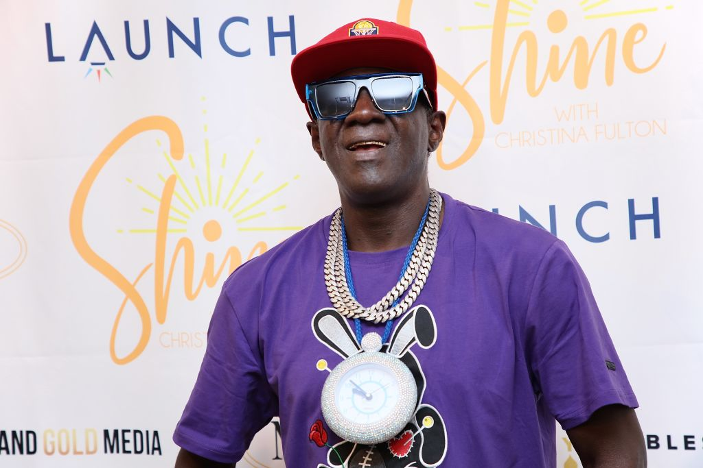 FLAVOR FLAV ARRESTED FOR DOMESTIC BATTERY