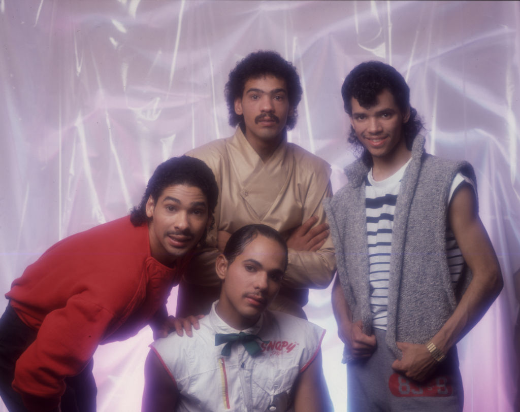 Tommy DeBarge, member of R&B group 'Switch,' is dead at 64