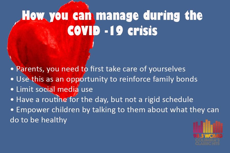 Tips for Managing During the COVID-19 Crisis