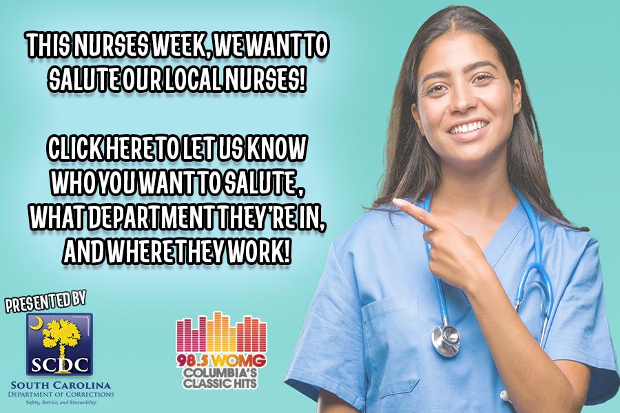 Salute Our Nurses