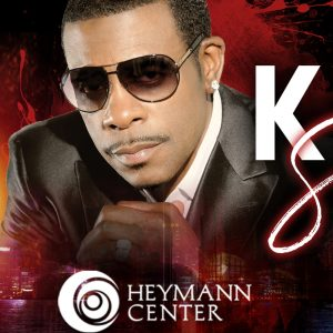 GCE Presents: Keith Sweat At The Heymann Center