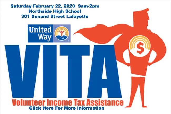 United Way VITA Program