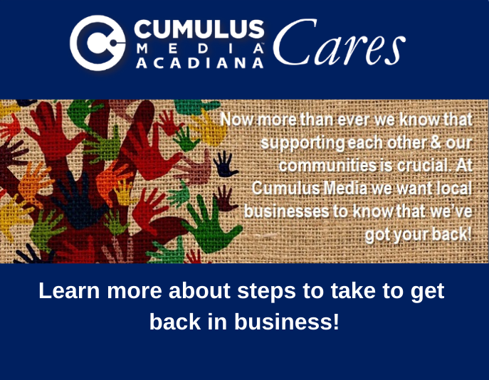 Cumulus Cares   COVID-19 Open for Business Directory