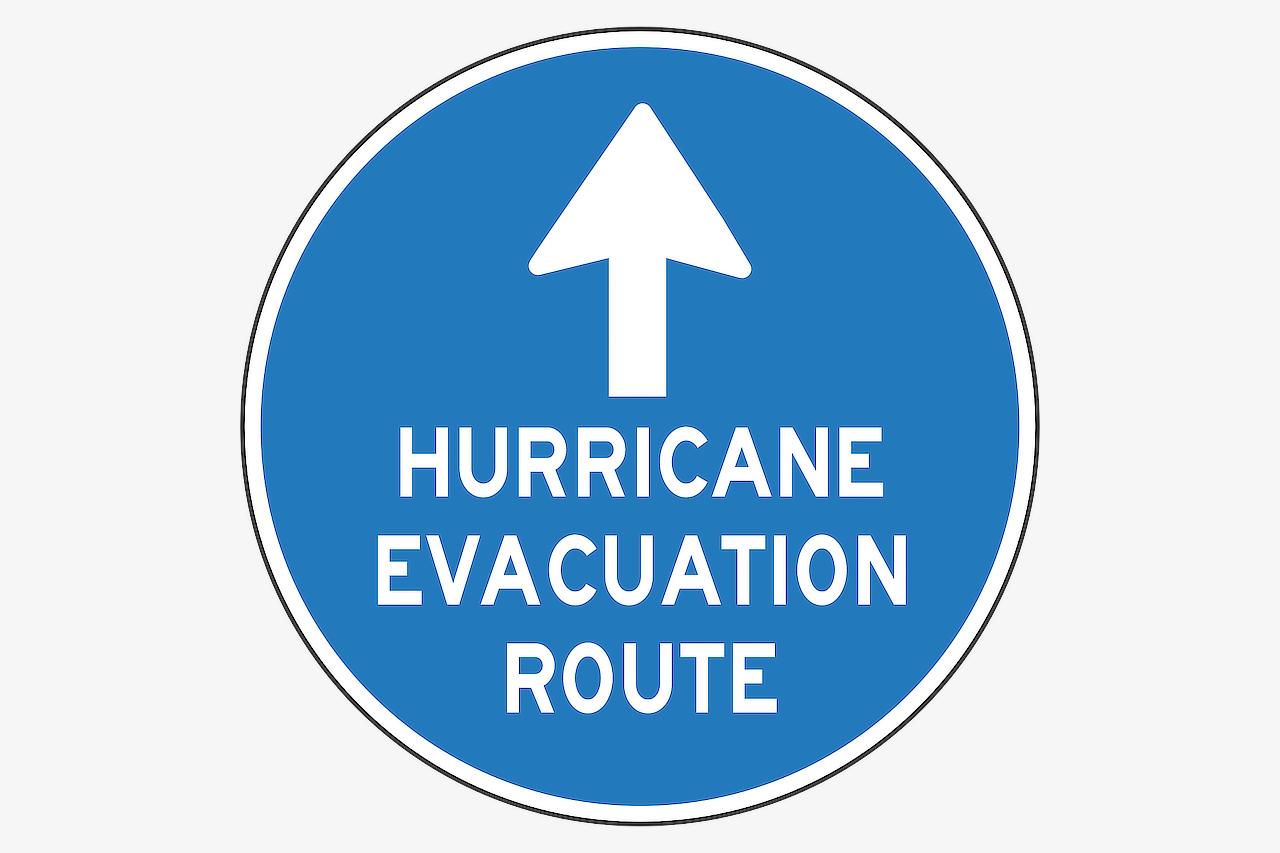 Evacuations In Acadiana Due To Hurricane Delta