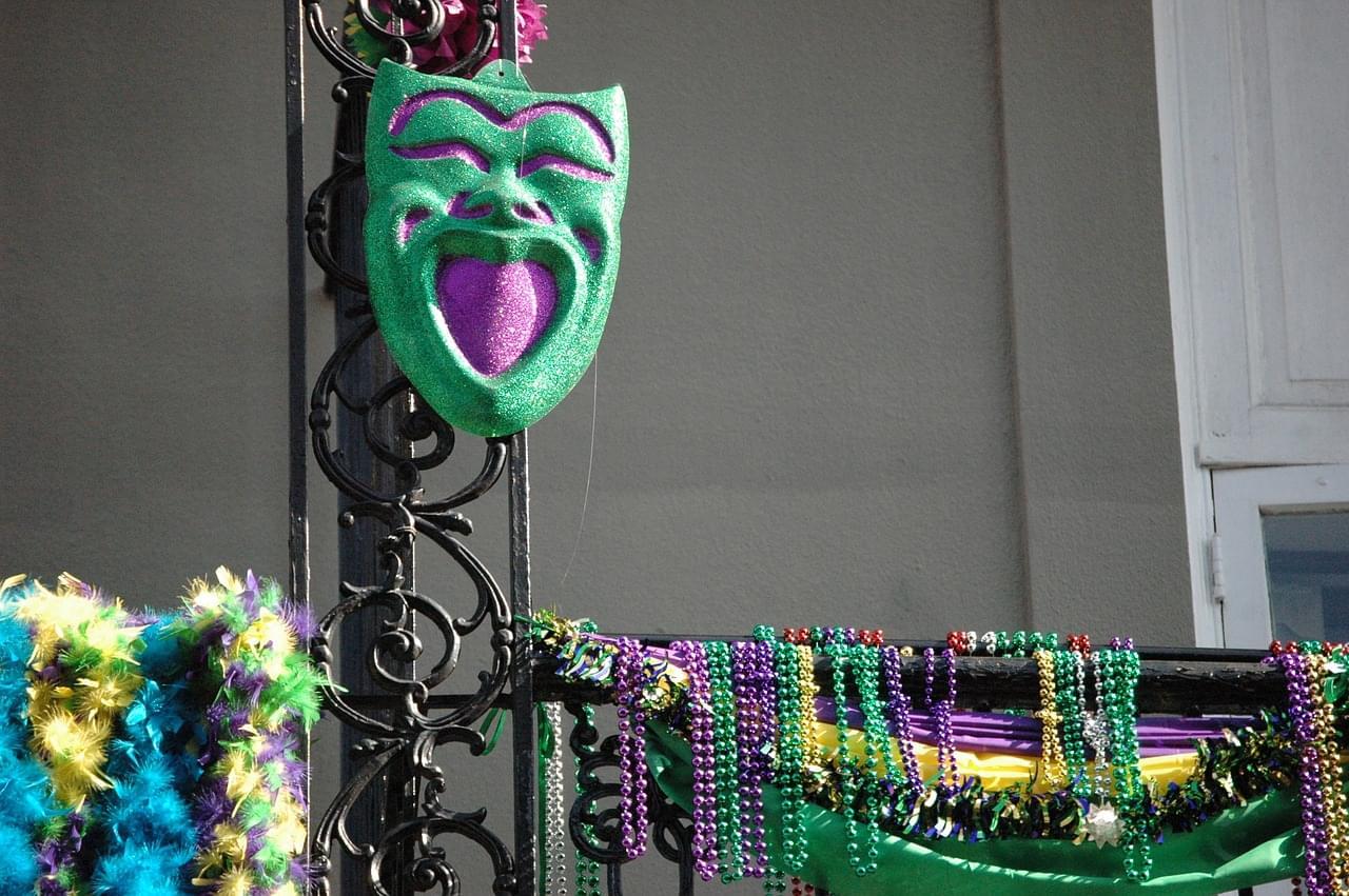 Lafayette Mardi Gras Parades Canceled