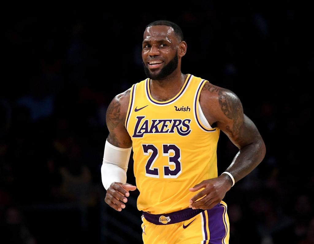 The Organization Founded by LeBron James and Other Black Athletes Turns Focus to Fighting GOP-Backed Bills Restricting Voter Access