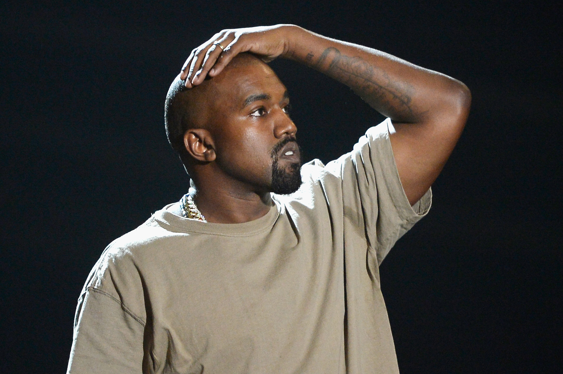 KANYE WEST LEGALLY CHANGES HIS NAME TO YE