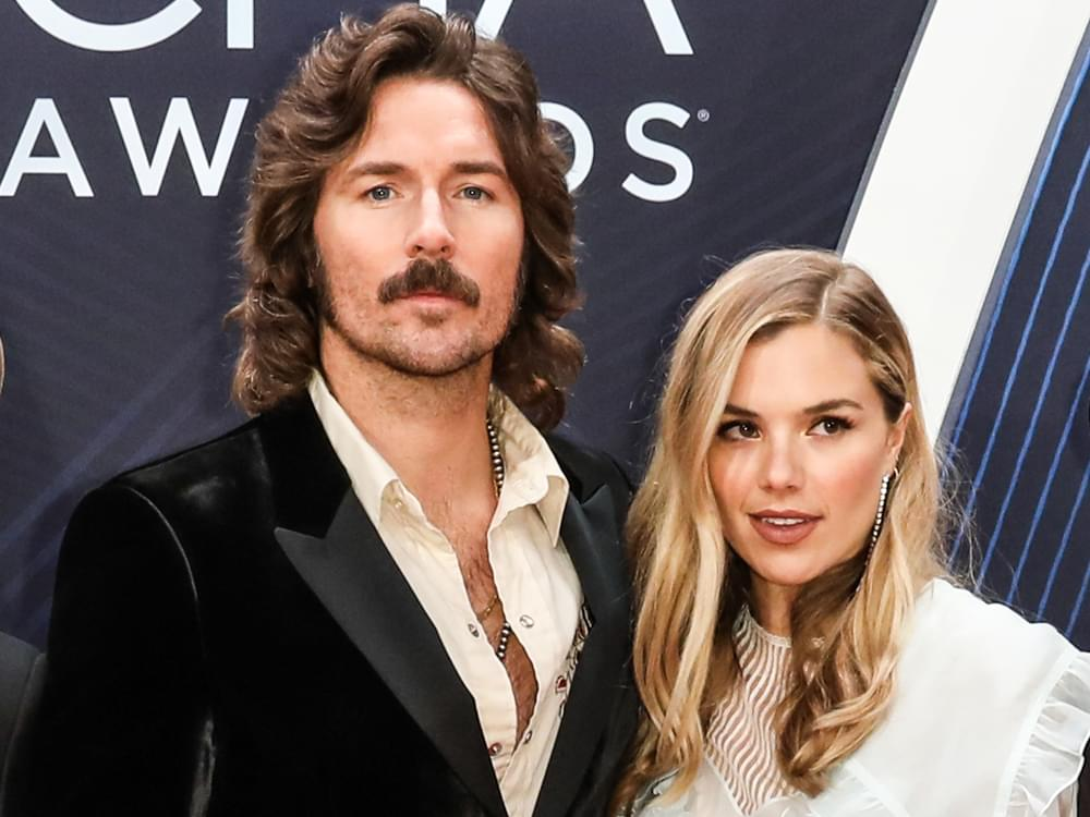 Midland's Mark Wystrach and Fiancée Ty Haney Expecting First Child