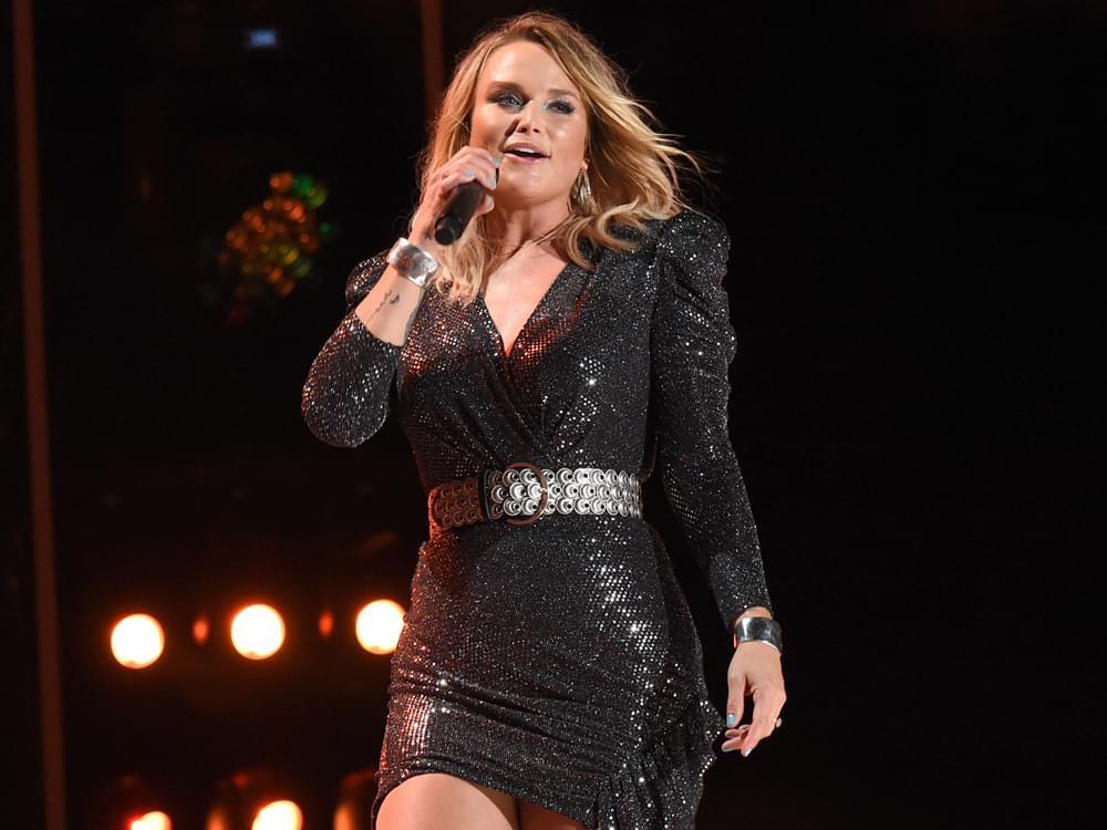 "Listen to Miranda Lambert's Rockin' New Song, ""Mess With My Head"""