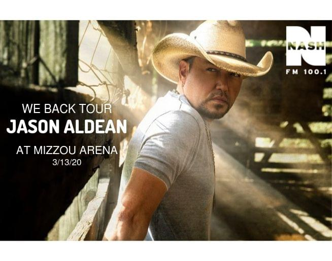 NASH FM Welcomes Jason Aldean!