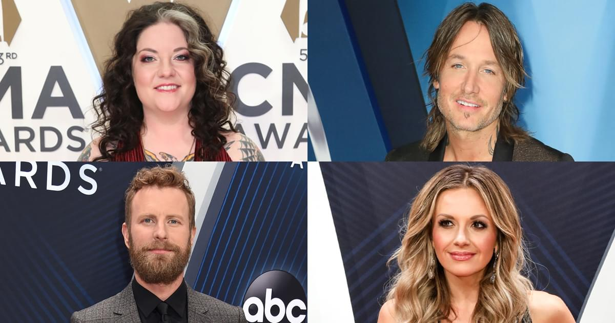 CMA Awards Reveal Additional Performers, Including Keith Urban, Ashley McBryde, Carly Pearce, Dierks Bentley & More
