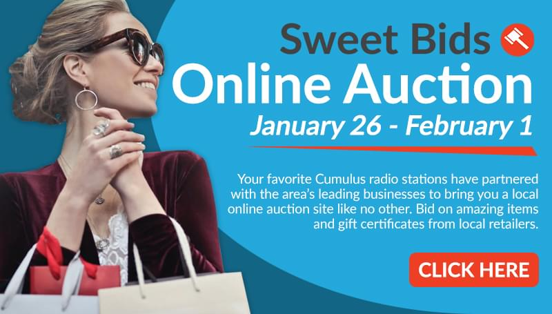 The Sweet Bids Online Auction