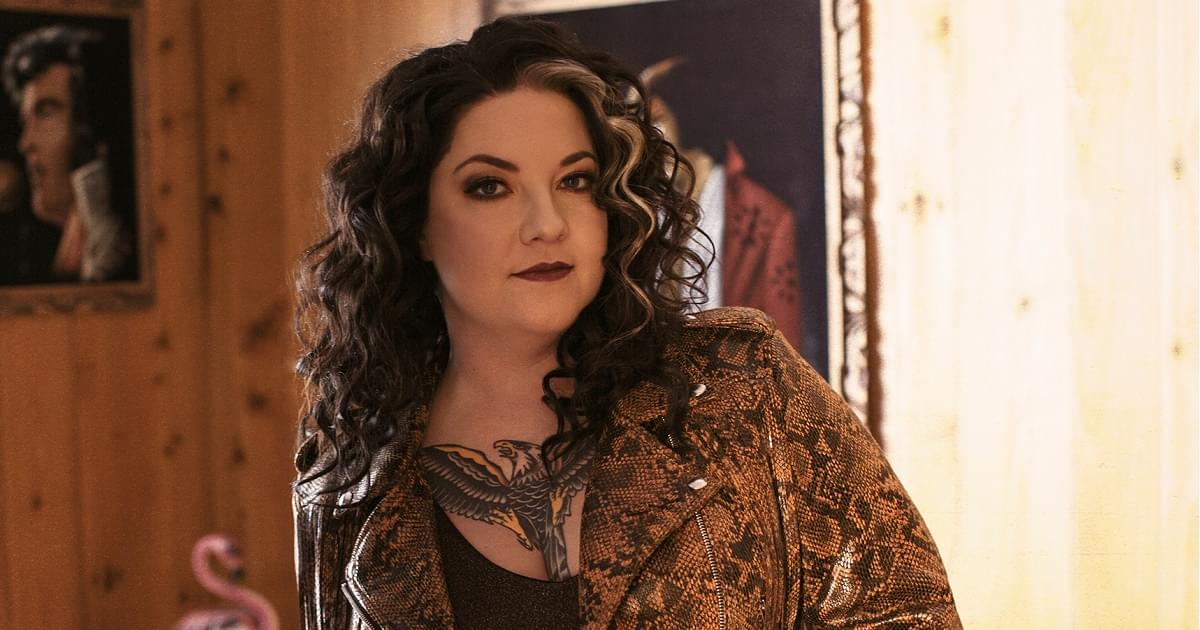 "Did You See Ashley McBryde Sing ""Never Will"" on Jimmy Kimmel Live"