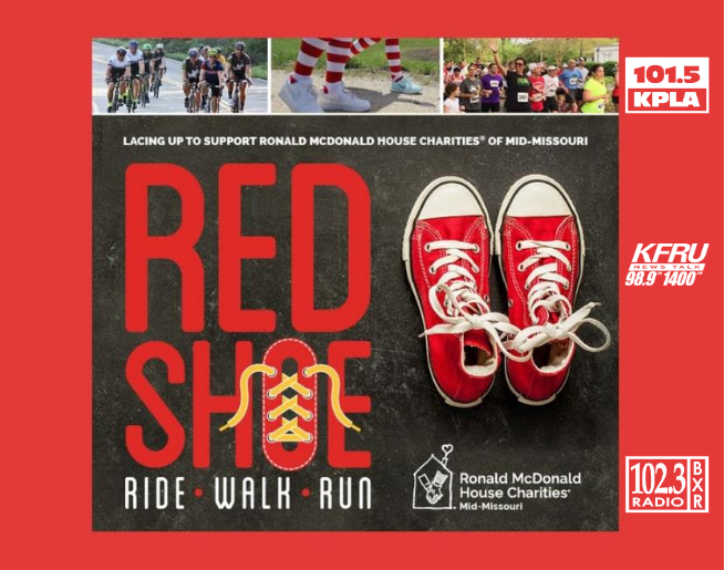 Red Shoe Ride
