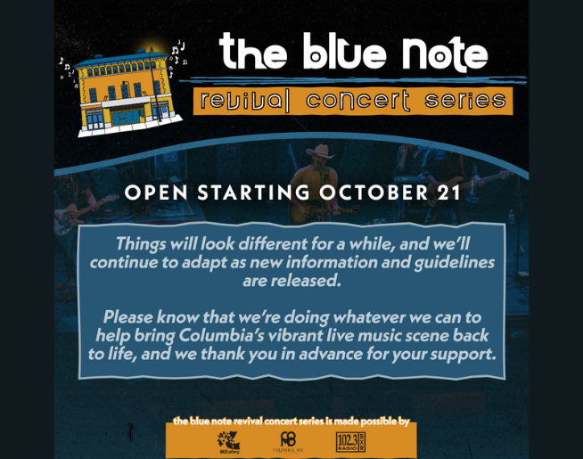 The Blue Note Revival Concert Series