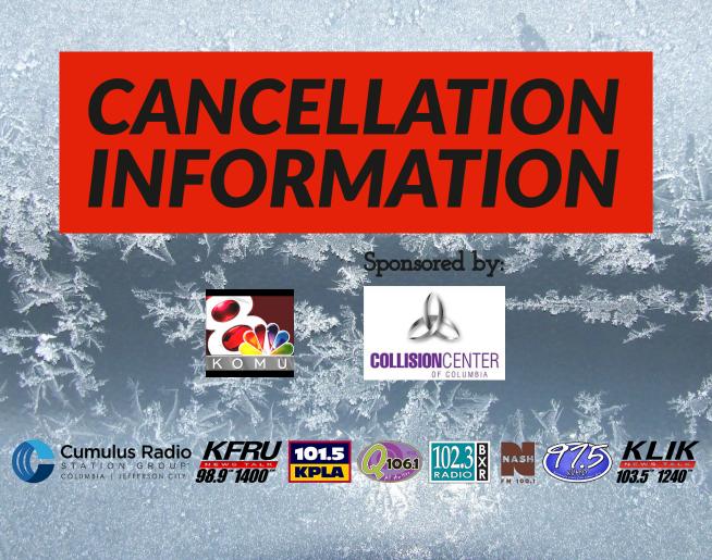 Cancellation Information