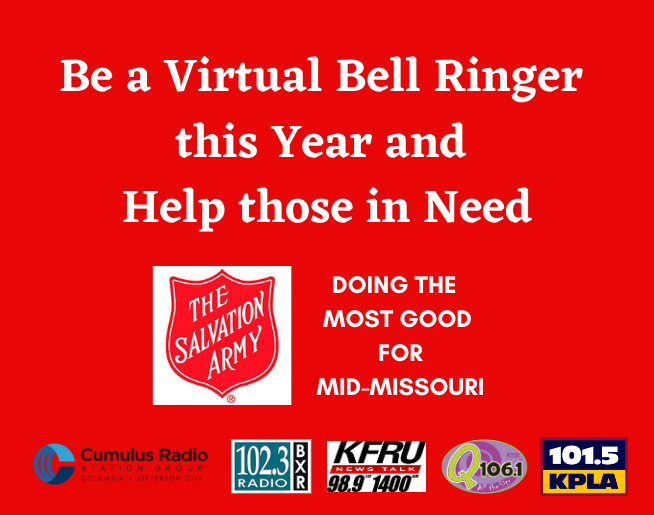 Become a Virtual Bell Ringer!