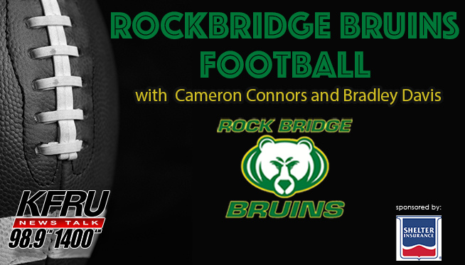 Rockbridge Bruins Football on KFRU